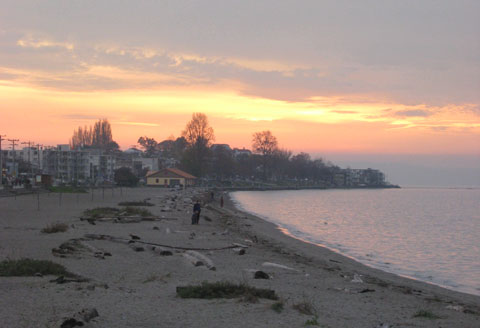 ALKI BEACH: WHERE WEST SEATTLE STARTED