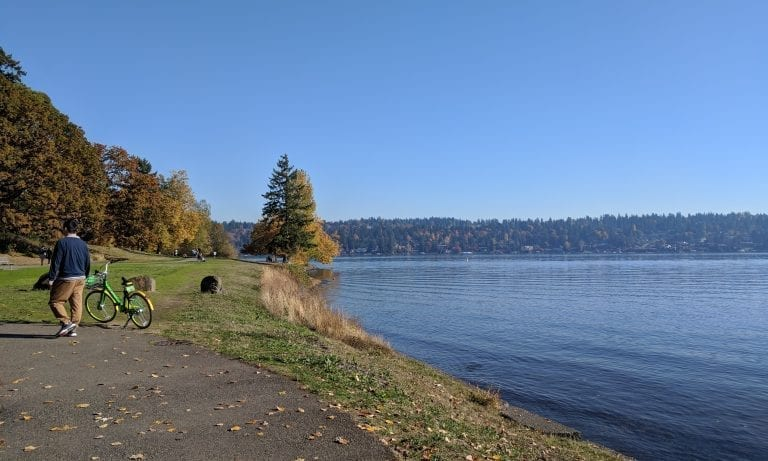 SEATTLE: FIND SERENITY IN SOUTH SEATTLE BEACHES