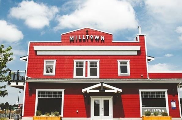 VANCOUVER: MILLTOWN BAR AND GRILL RESTAURANT FEATURE