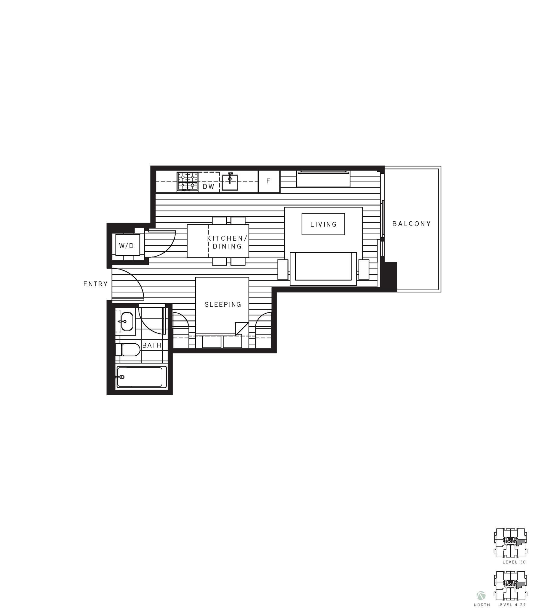 Maywood Floorplan A