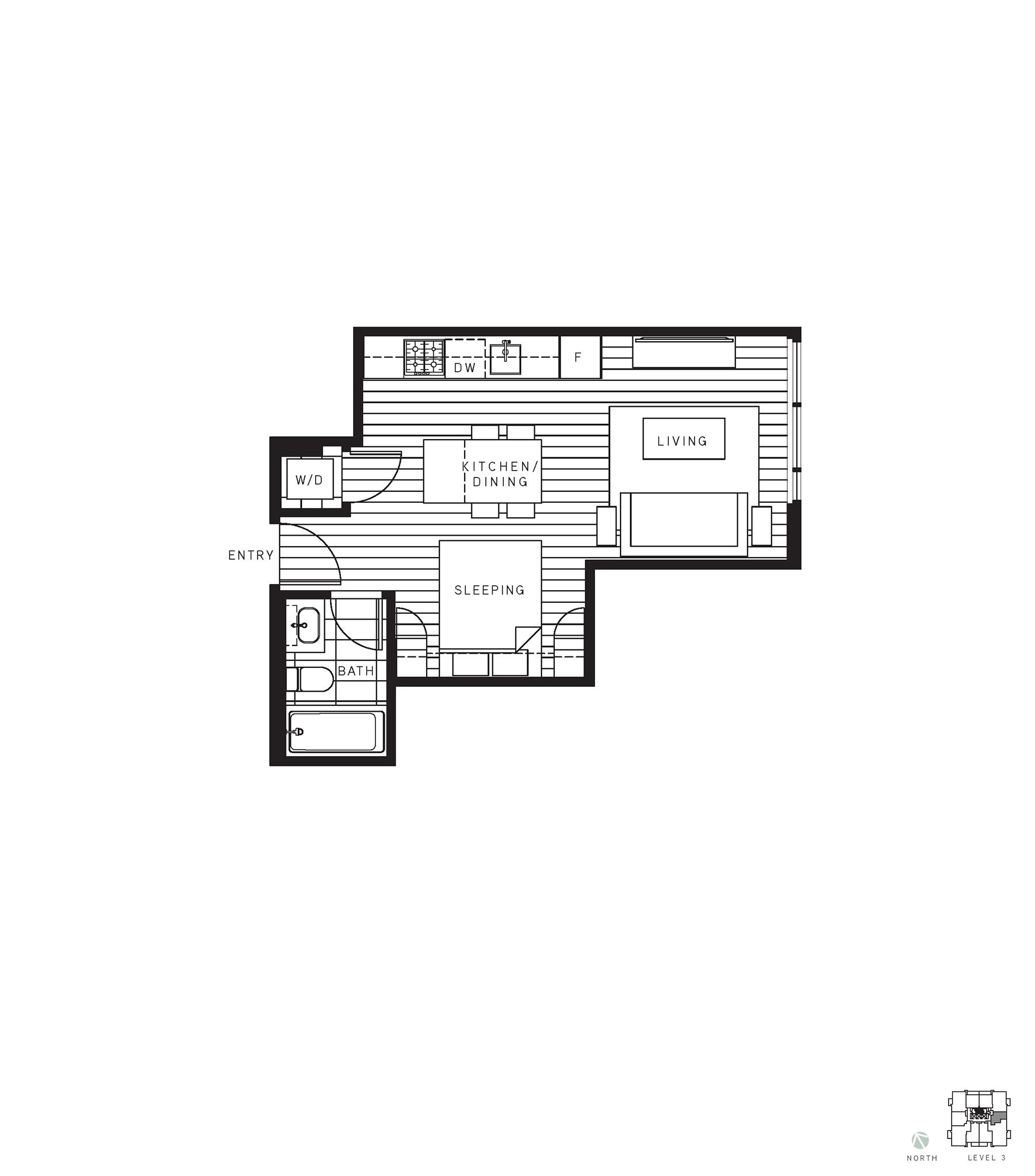 Maywood Floorplan A1