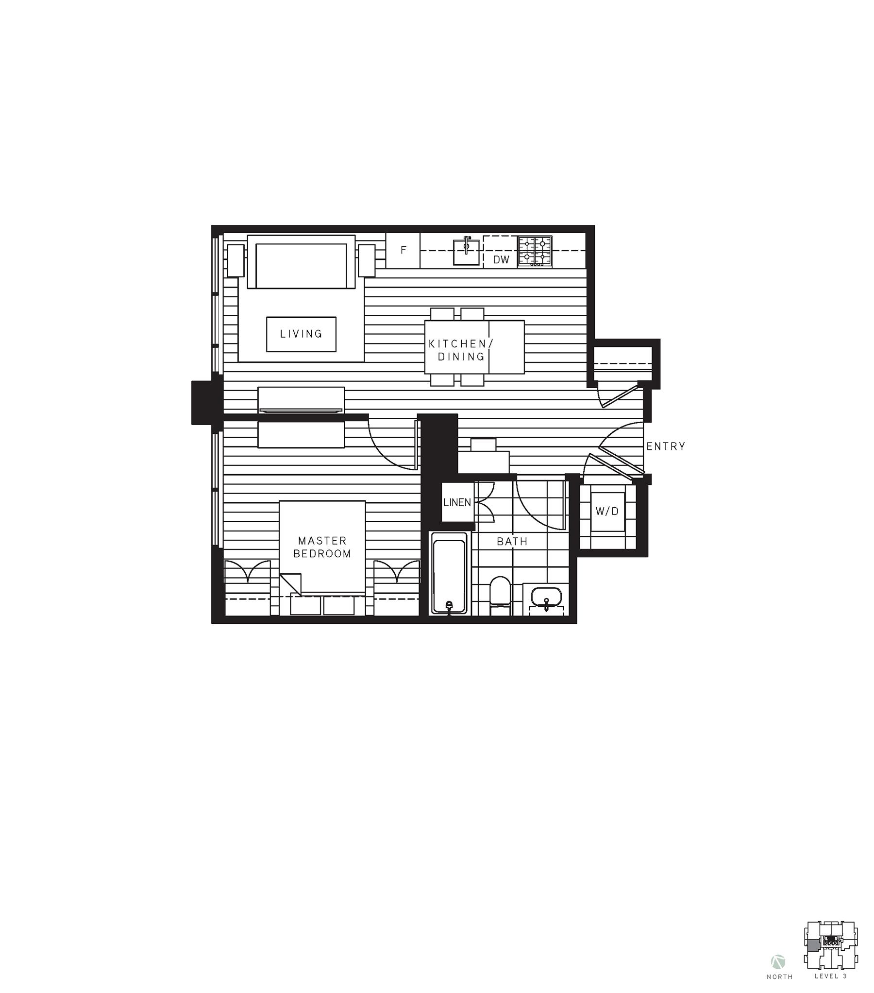 Maywood Floorplan C1