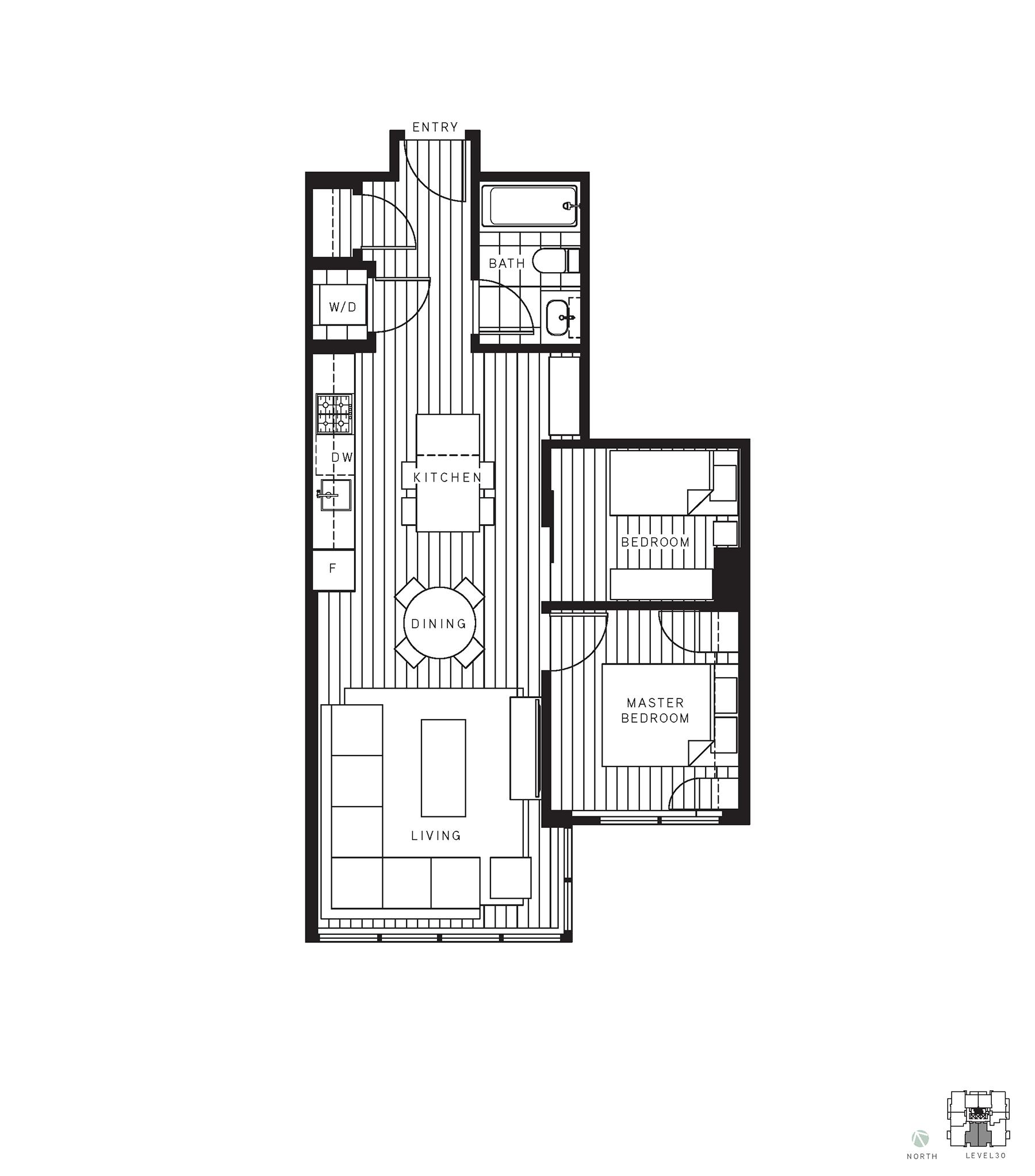 Maywood Floorplan D