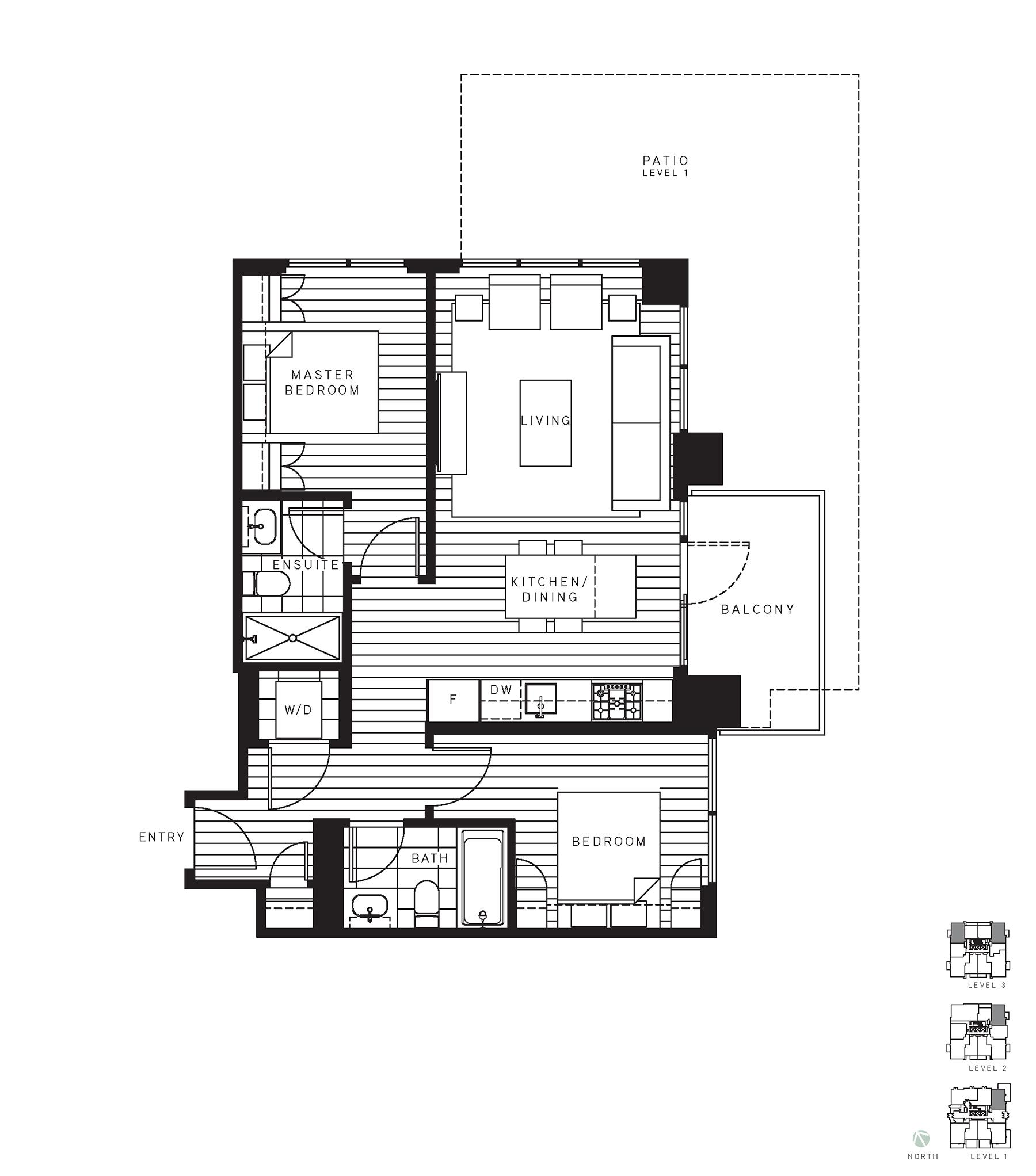 Maywood Floorplan E
