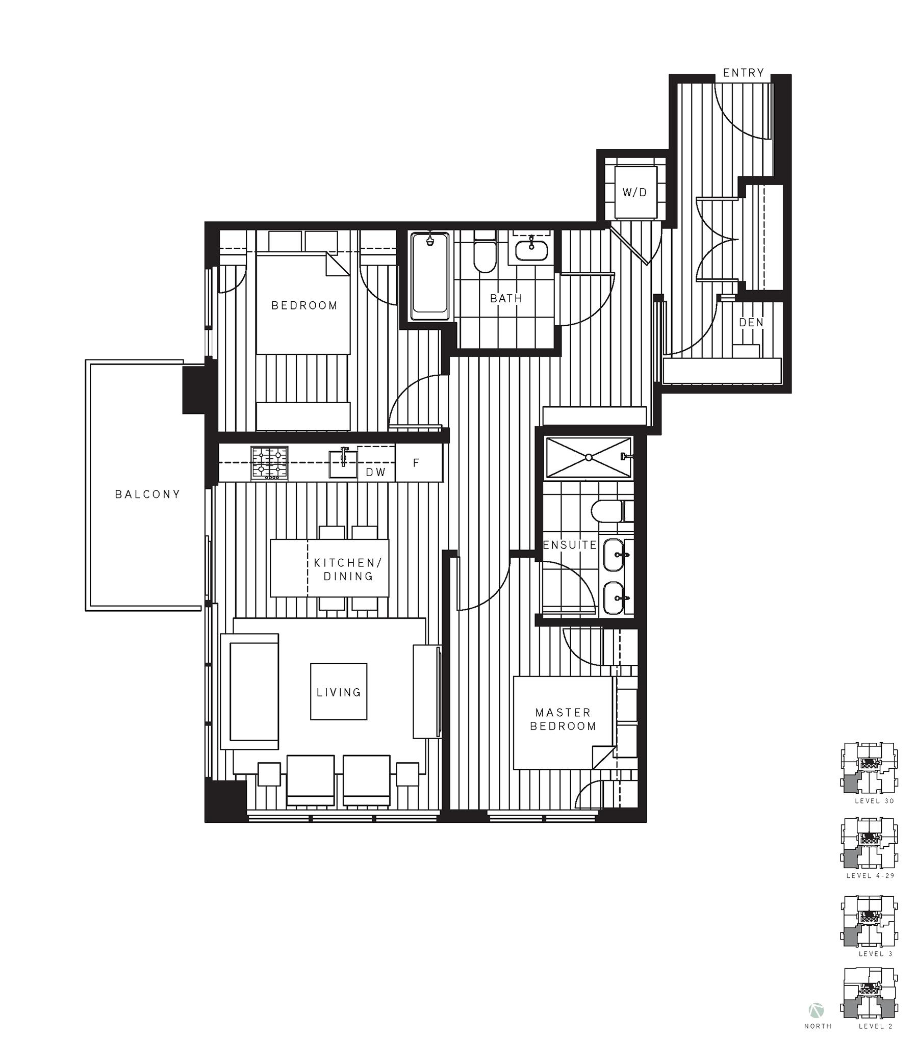Maywood Floorplan F