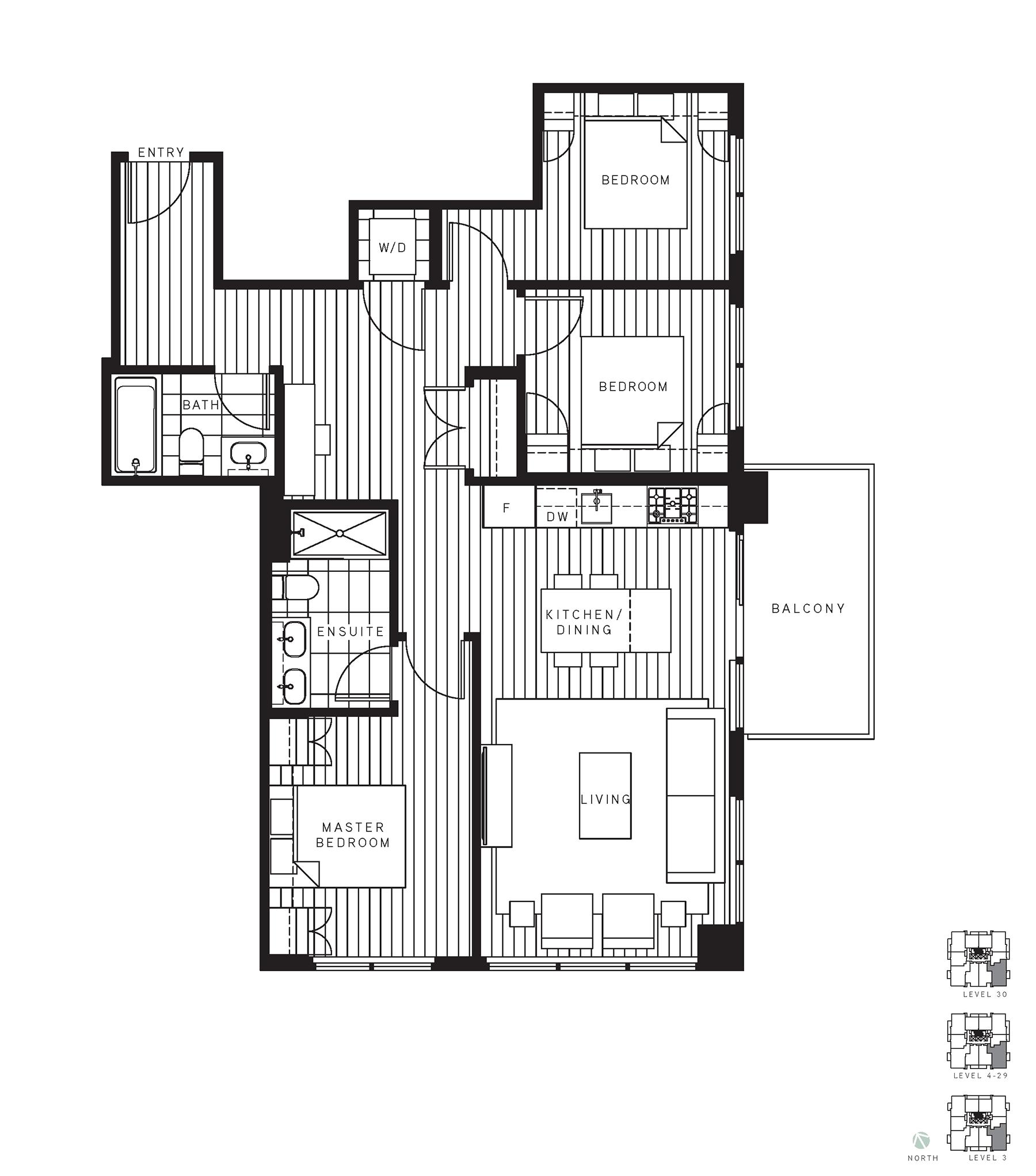 Maywood Floorplan G