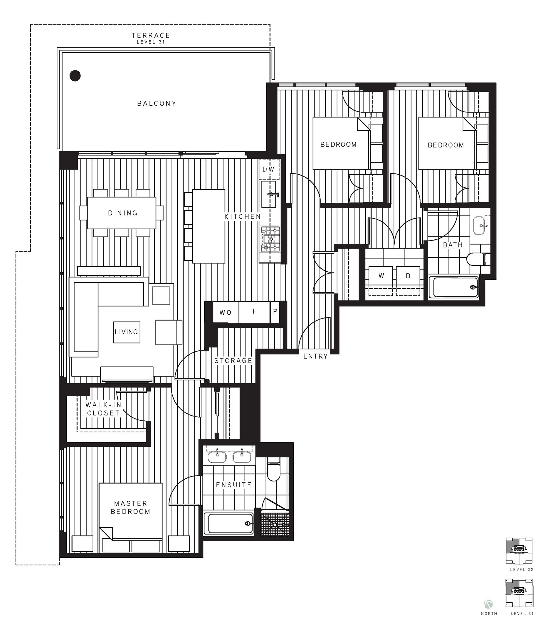 Maywood Floorplan PH2