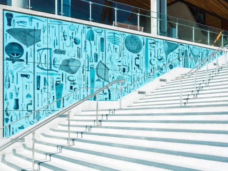 FIVE PUBLIC ARTWORKS IN MARPOLE