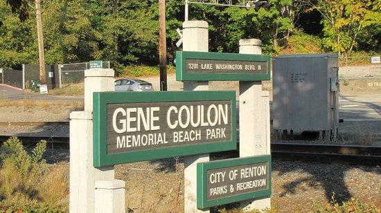 NEWCASTLE: BEACH LIFE ON LAKE WASHINGTON