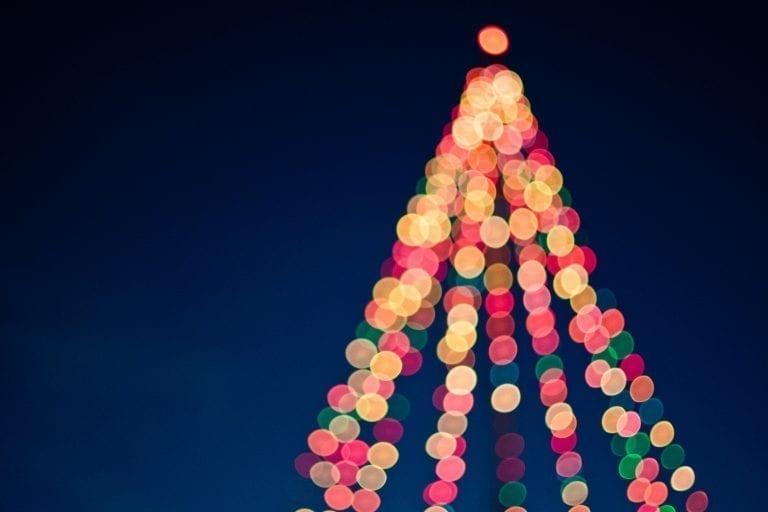 VANCOUVER: LIGHTS, CHRISTMAS, ACTION: VANDUSEN FESTIVAL OF LIGHTS