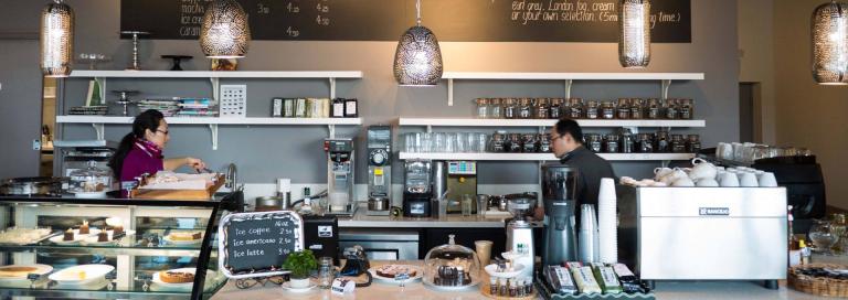 METROTOWN: SMALL BUSINESS FEATURE - CAMELLIA TEA & COFFEE